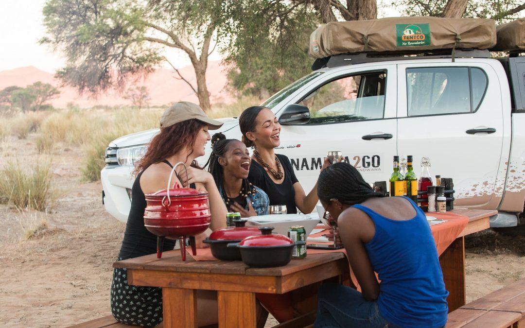 L'incontournable braai de Namibie