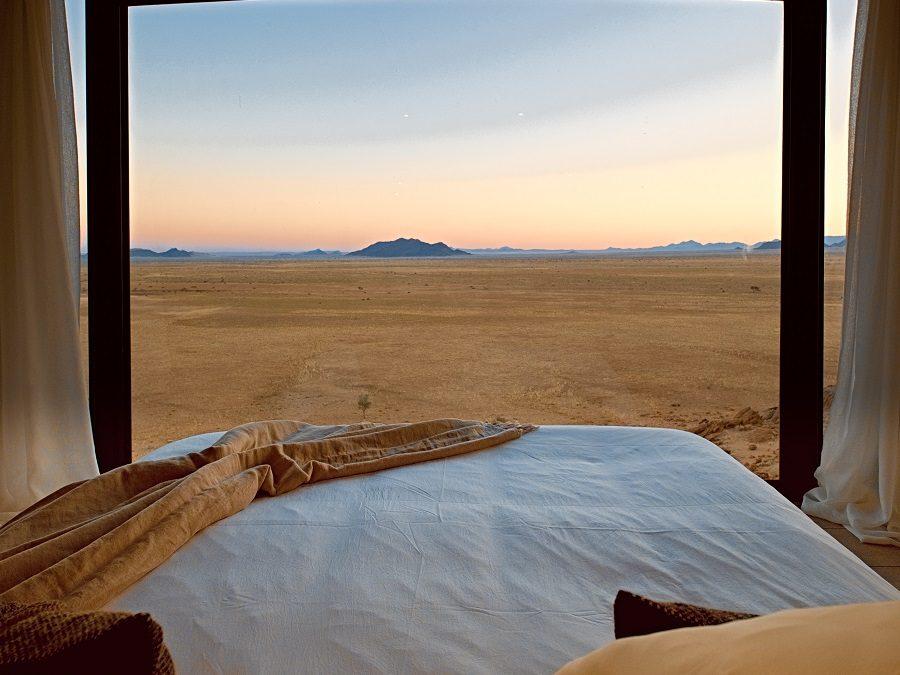 Une lune de miel en Namibie loin des grands classiques