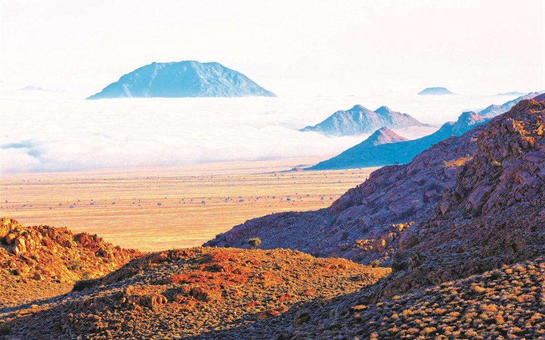7 bonnes raisons de visiter Aus en Namibie