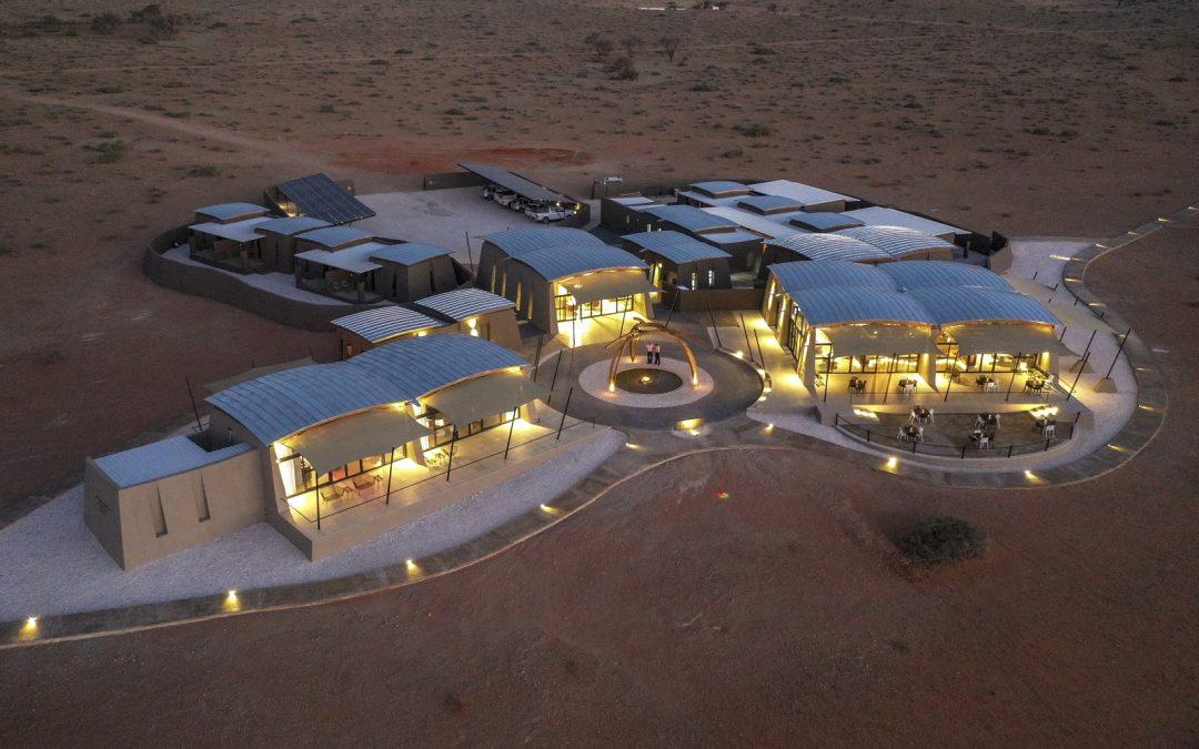 Luxe, calme et volupté – Un week-end au Desert Grace en Namibie