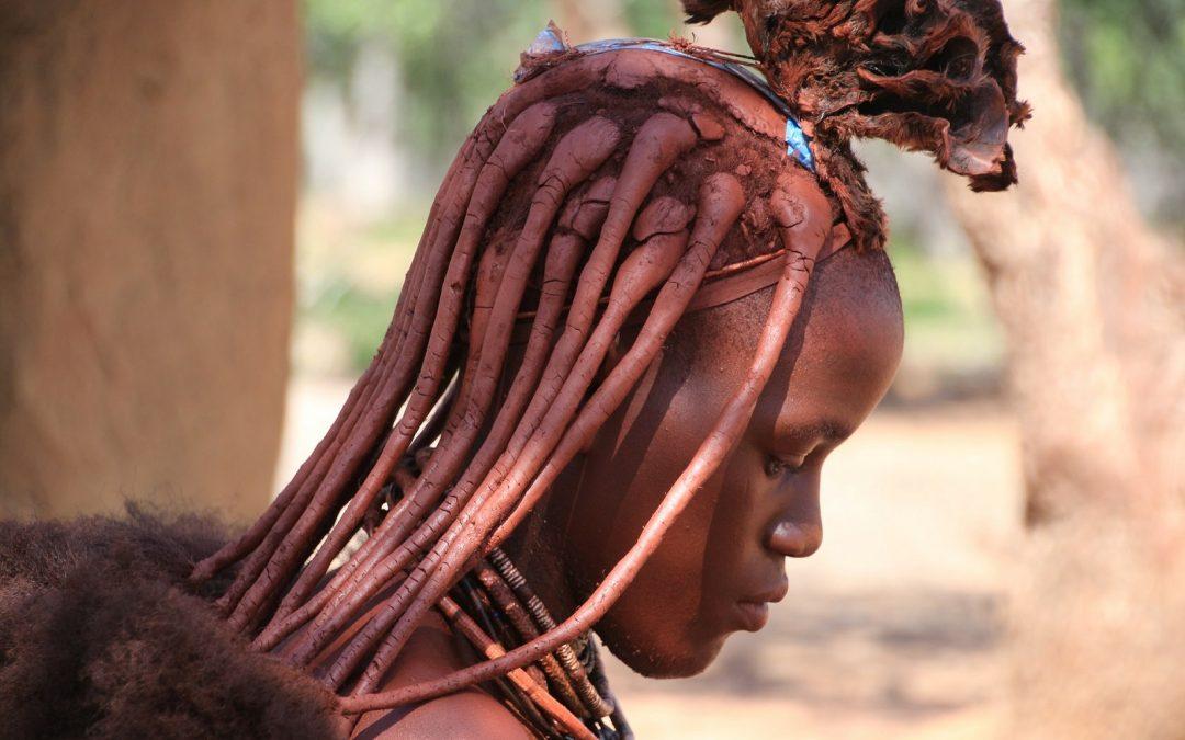 A la rencontre des Himbas de Namibie