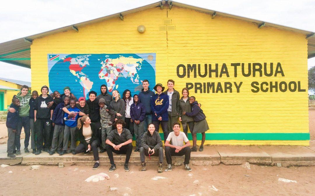 L'ISP fête 10 ans de collaboration avec l'Ecole Primaire d'Omuhaturua