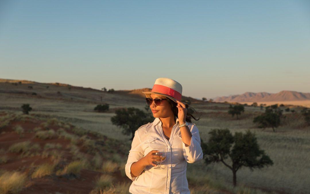Le camping en Namibie sans se salir les mains