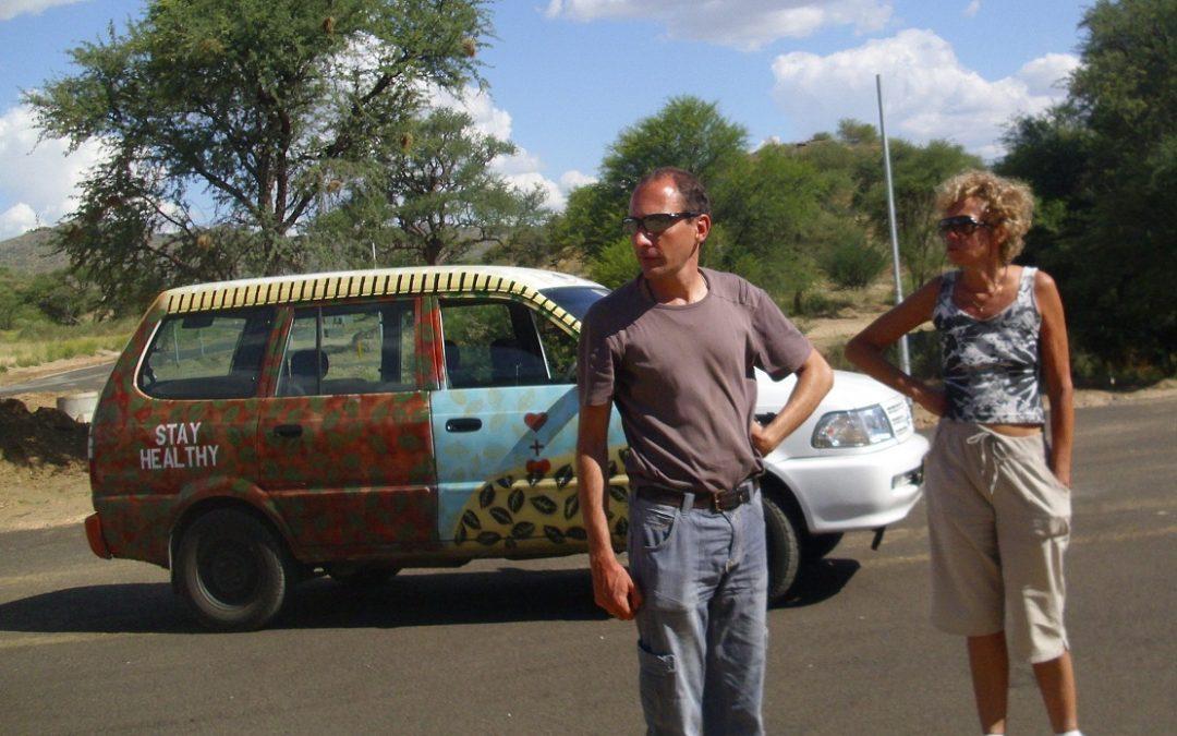 Philippe Talavera raconte son histoire namibienne
