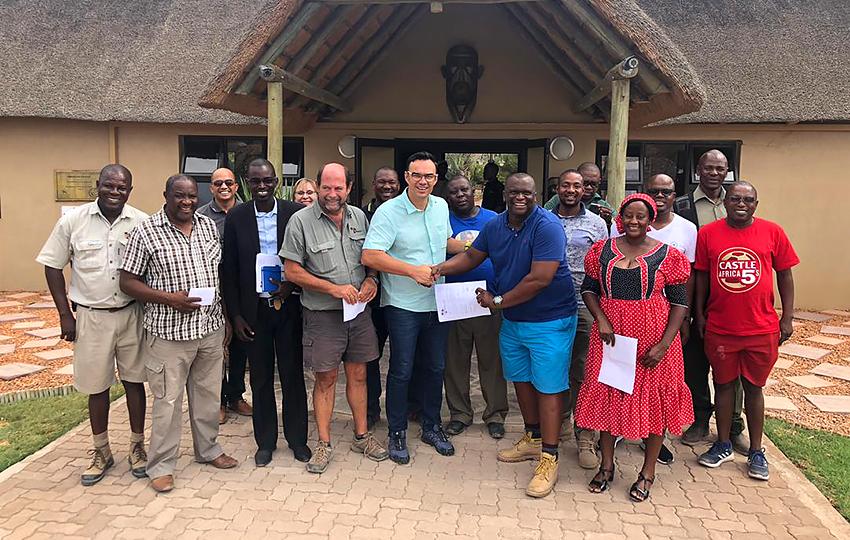 Ceux qui agissent sur le terrain – Communautés et Conservancies de Namibie