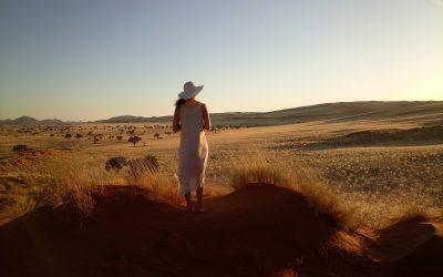 Hors des sentiers battus en Namibie