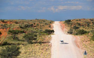 Conduire en Namibie – Partie I