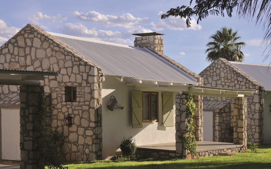 Pourquoi visiter la Kalahari Farmhouse en Namibie ?