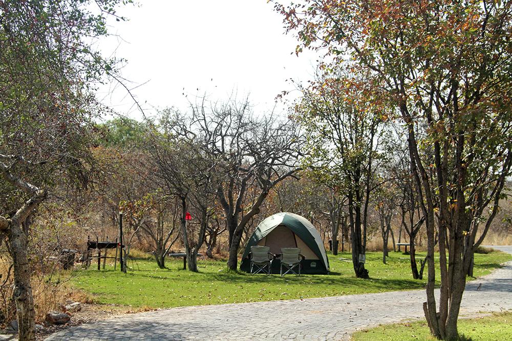 Les bénéfices du camping en Namibie