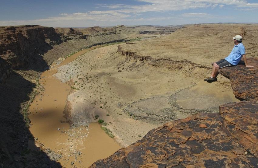 Canyon Klipspringer Camps – L'étape randonnée parfaite en Namibie
