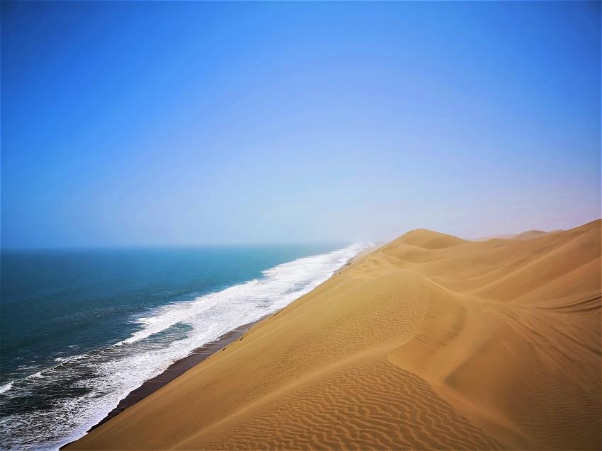 8 faits intéressants sur le courant de Benguela en Namibie