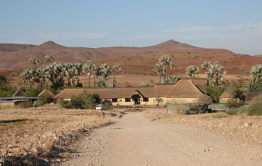 Etes-vous prêt pour le relooking du Palmwag Lodge en Namibie ?