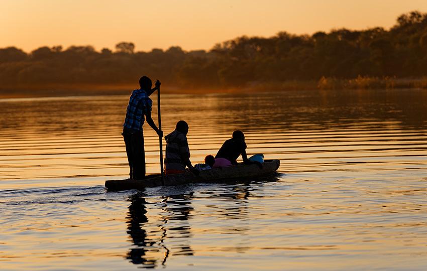 On the Road again – Du Damaraland à l'Okavango