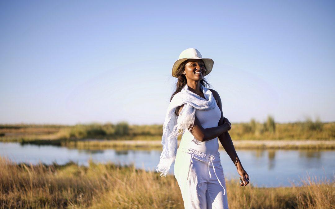 La vie au rythme du fleuve en Namibie