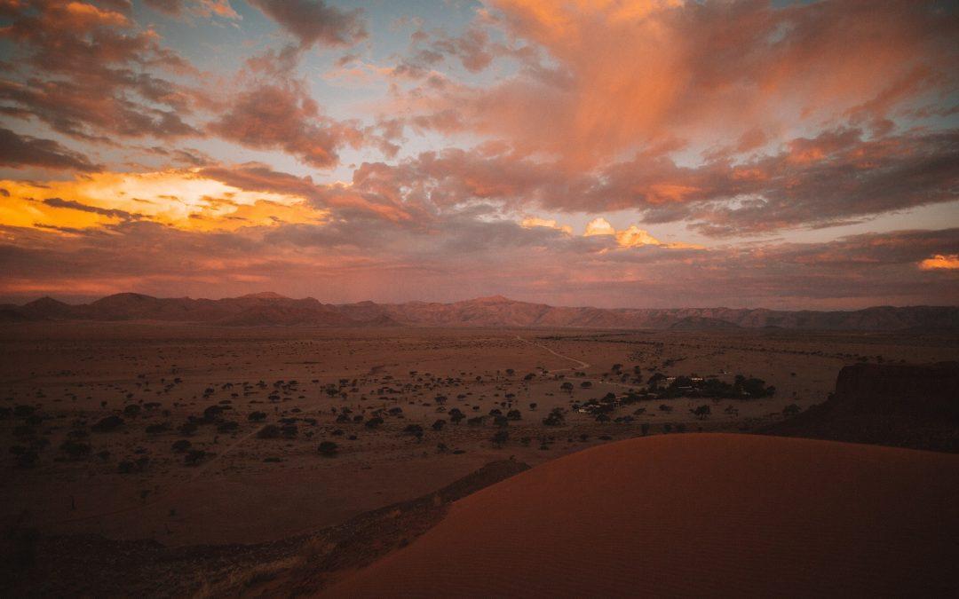 Dernière mise à jour sur les voyages en Namibie