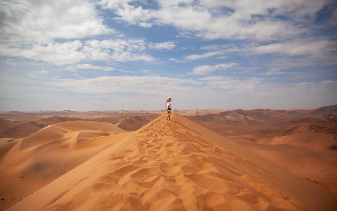 Prendre la route panoramique vers le désert du Namib