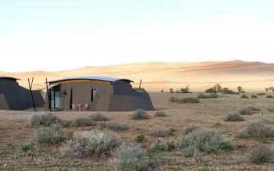 Le Desert Grace, finaliste du prix du développement durable 2021