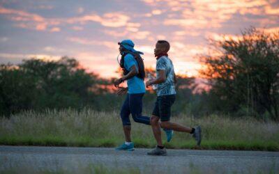 Le rendez-vous de passionnés de running en Namibie